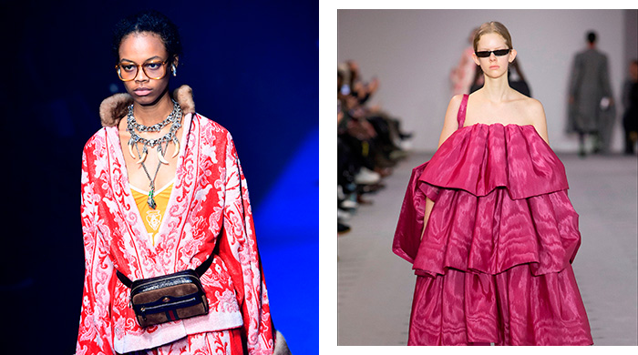Gucci vs Balenciaga: what was the hottest brand of 2017?