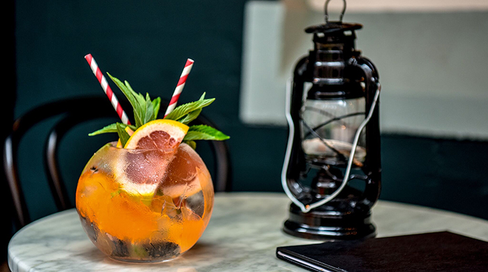 A slick gin joint has opened in Kensington Street