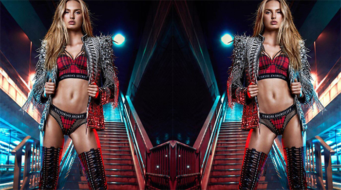 Watch: Victoria's Secret joins the #BalmainArmy