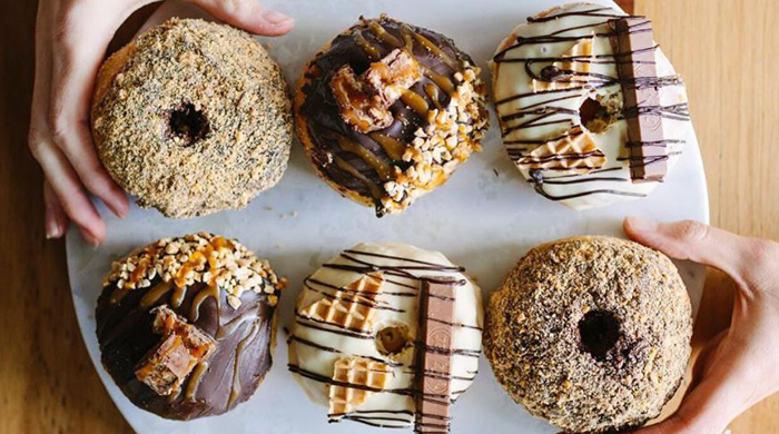 A crazy good new doughnut is landing in Melbourne