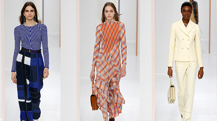 Watch Hermès S/S'18 runway show direct from Paris