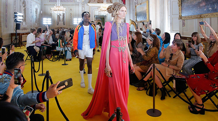 LVMH and Kering take a weighty stand on size zero models