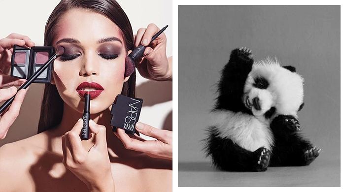 Why is NARS being called out by animal rights activists?