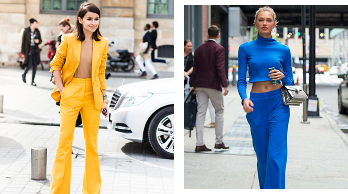 Pantone reveals the fashion colours to update our spring wardrobe