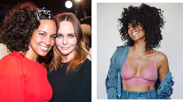Stella McCartney cast Alicia Keys in the most important campaign