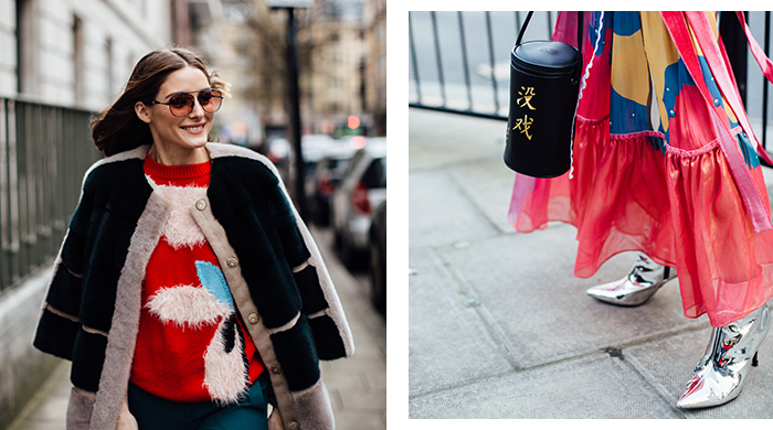 London calling: street style at LFW