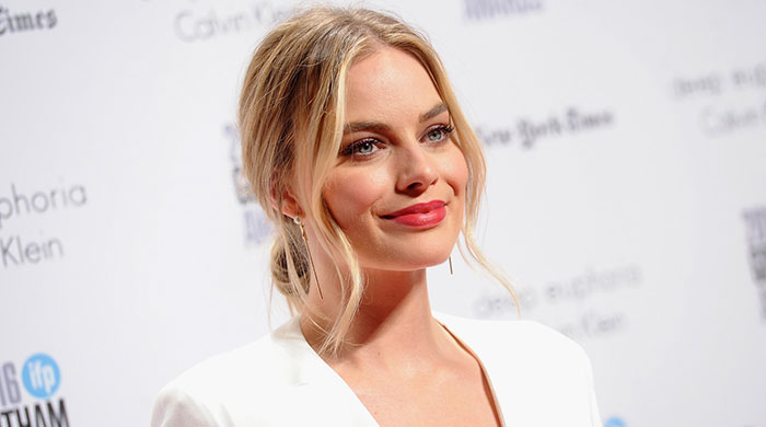 Margot Robbie is completely unrecognisable in her latest role
