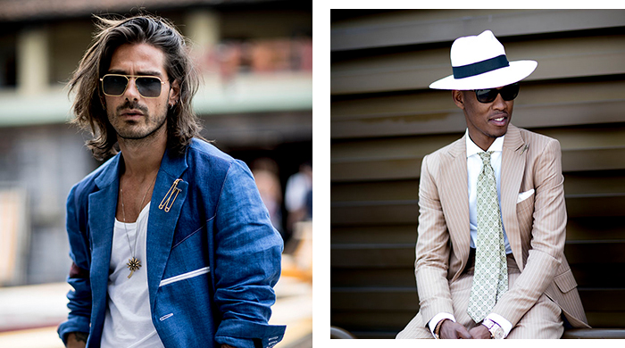 The best dressed show-goers of Pitti L'Uomo