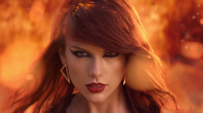 Taylor Swift is back with a vengeance