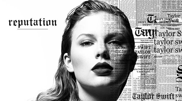 Taylor Swift just announced a new album and a new song!