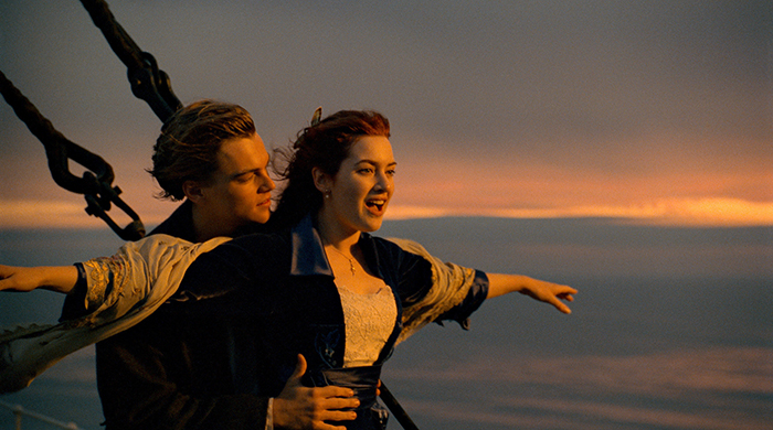 You can live out your Jack and Rose fantasy at this Titanic hotel