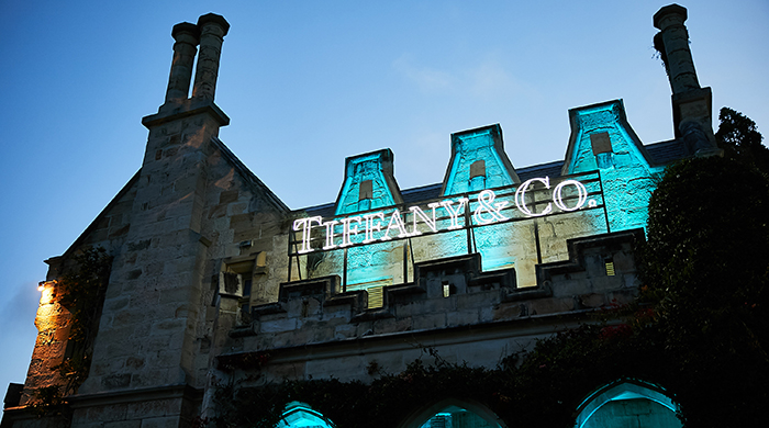 Inside the Tiffany & Co. fragrance launch in Sydney