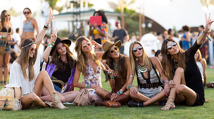 Festival fashion: Coachella's best dressed of all time