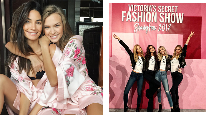 Show day: behind the scenes of the Victoria's Secret Fashion Show
