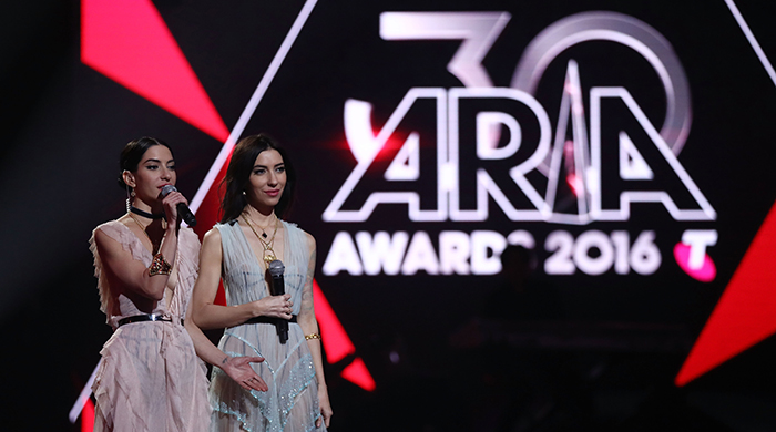 6 ways the ARIAs got REALLY political last night