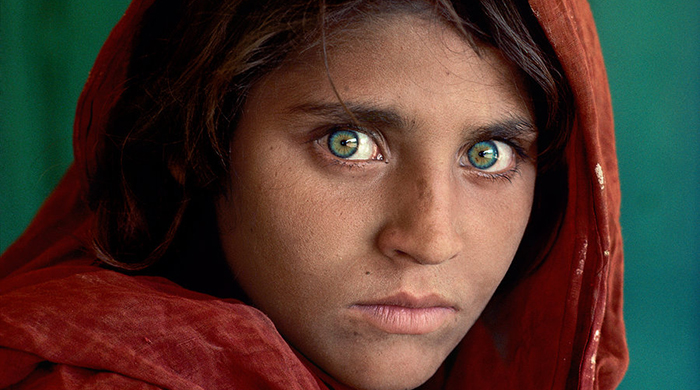 National Geographic's iconic 'Afghan girl' arrested in Pakistan