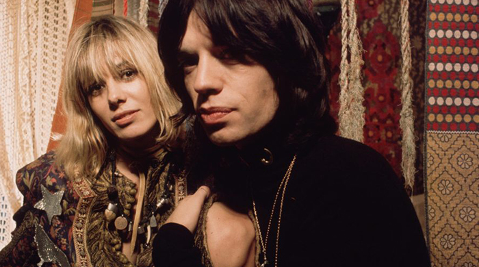 An ode to Anita Pallenberg and music's most iconic muses