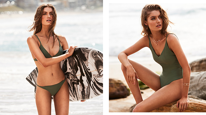 The Bondi-born swimwear brand with a sustainable bent