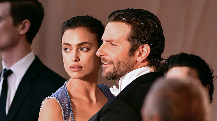 Bradley Cooper and Irina Shayk welcome their first child