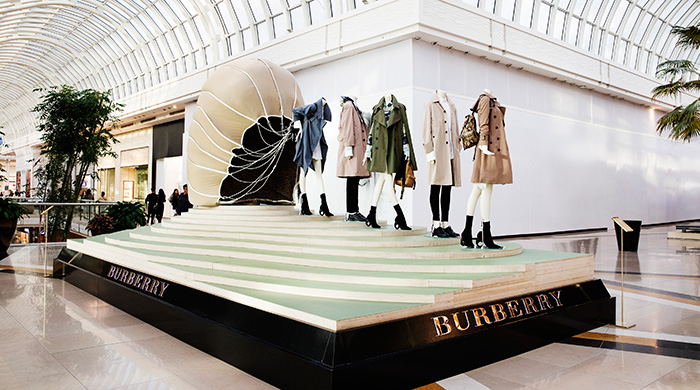 Take a tour of Burberry's new Australian 'Tales of a Trench Coat' exhibition