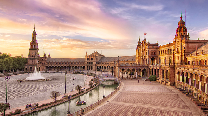 Buro city guide: Seville