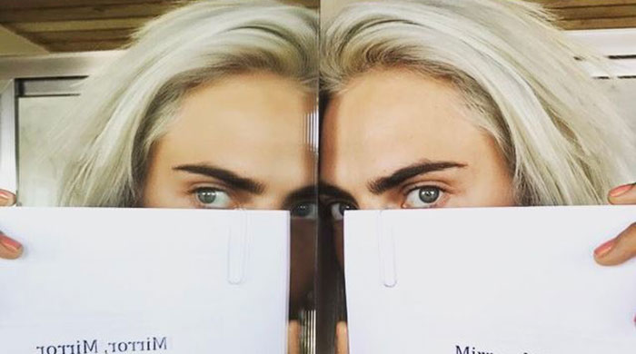 Cara Delevingne has written her first novel