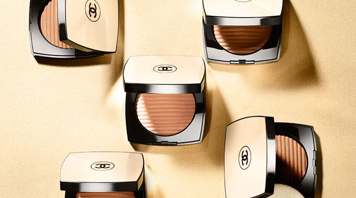 Chanel's latest make-up collection is the closest thing to summer