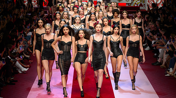 Mama mia! The 10 most outrageous moments from Milan Fashion Week
