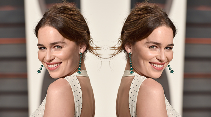 "Emilia Clarke on Game of Thrones: ""This season is off the shizzy"""