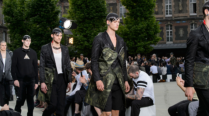 Live stream: watch the Givenchy A/W '17 Men's show