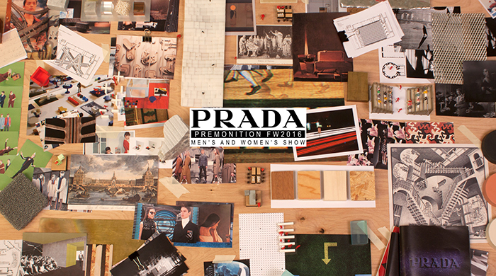 Live runway: the Prada A/W '16 menswear and womenswear show