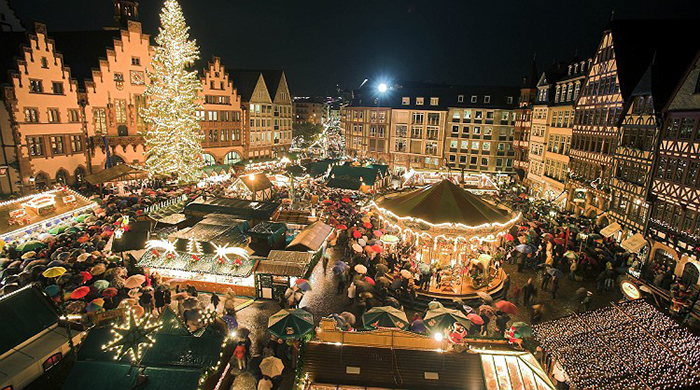 Tinsel towns: the 22 best cities to visit at Christmas