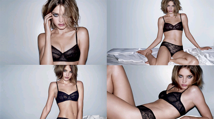 The 36 sexiest lingerie campaigns of all time