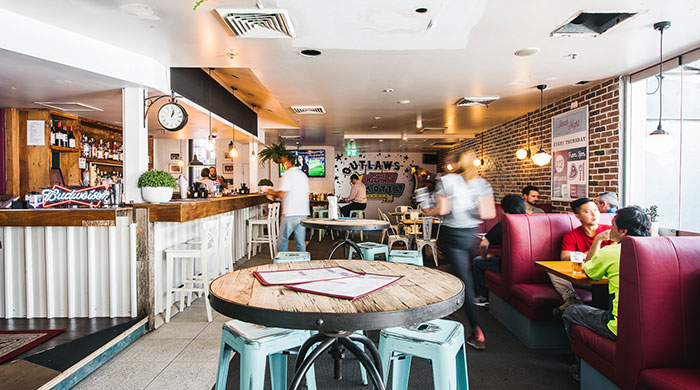 Chippendale has a slick new watering hole