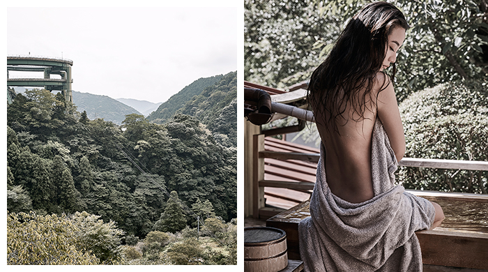 Stylist and founder of IN BED, Pip Vassett shares her guide to Japan