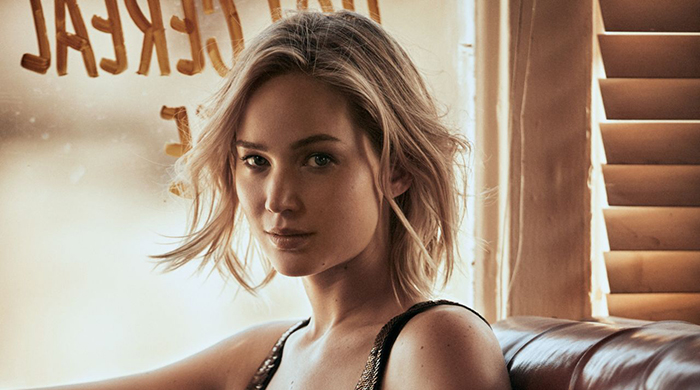 "Jennifer Lawrence: ""I was alarming everyone"""