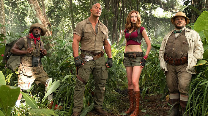 The new 'Jumanji' film will be totally different