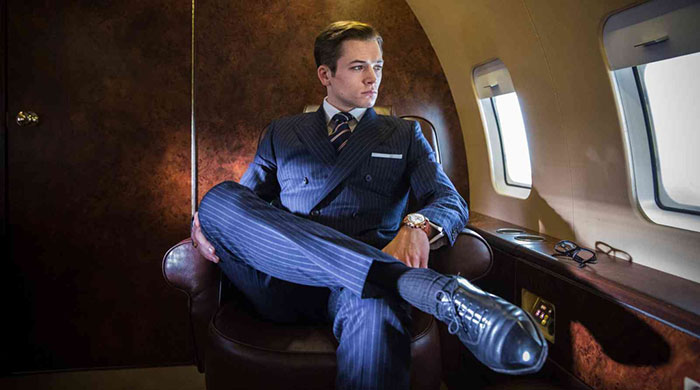 Mr Porter teams up with the latest 'Kingsman' film