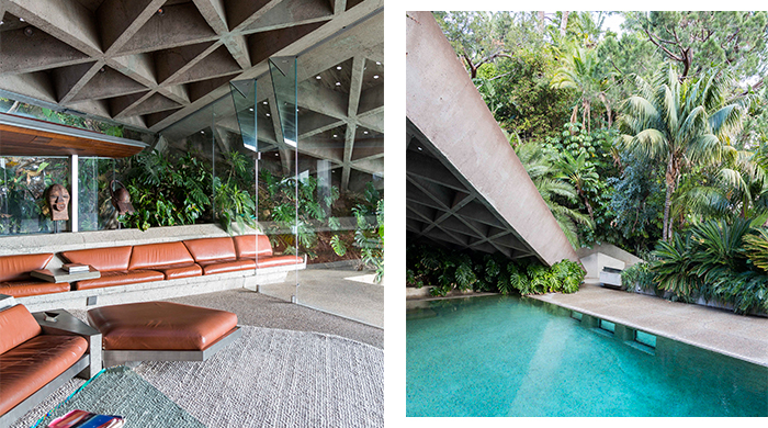 One of Hollywood's most iconic houses has been gifted to LACMA