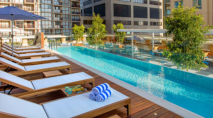 Sydney scores a New York-inspired rooftop bar and pool
