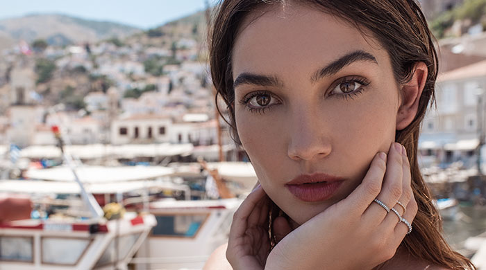 Model Lily Aldridge's top travel essentials