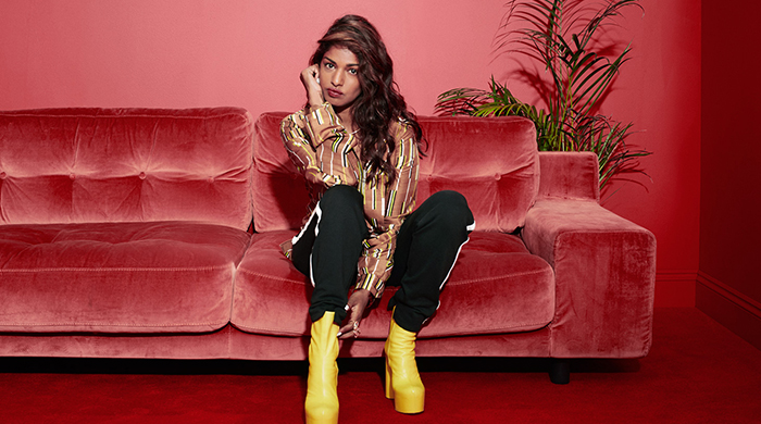 Watch:  M.I.A talks racism, her refugee heritage and her shelved documentary