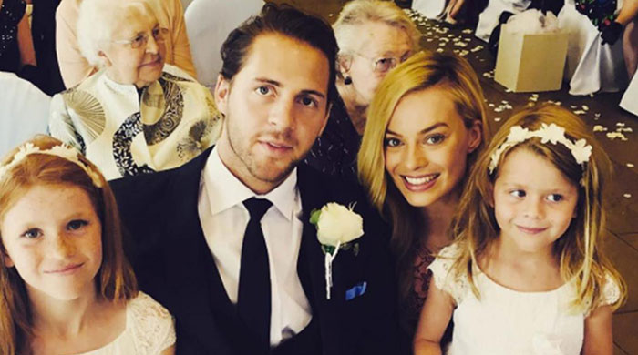 Did Margot Robbie just pull off the stealthiest wedding ever?