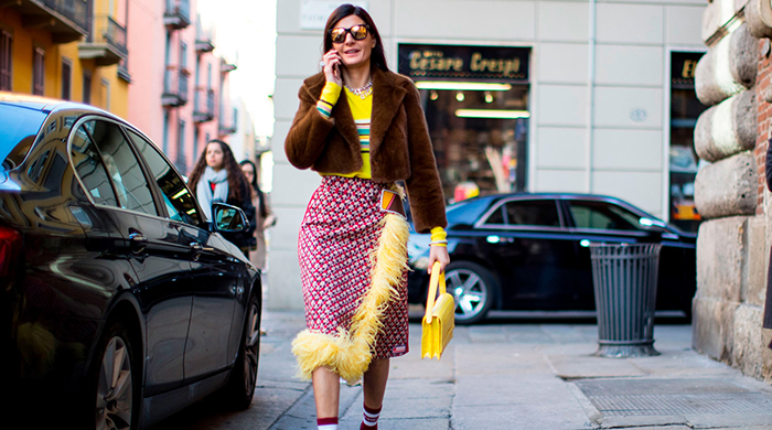 MFW street style: the best dressed women in Milan