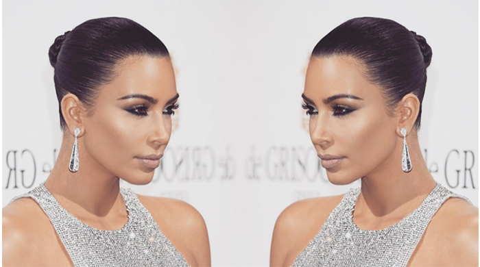 Kim Kardashian's make-up artist tackles the contouring/strobing debate
