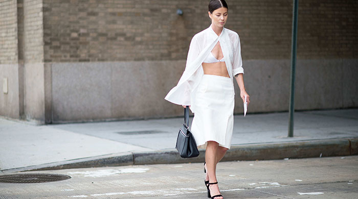 Why a white shirt is your wardrobe's best secret weapon