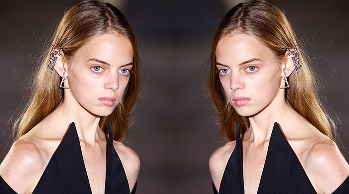 Paris fashion week proves French girl beauty is back