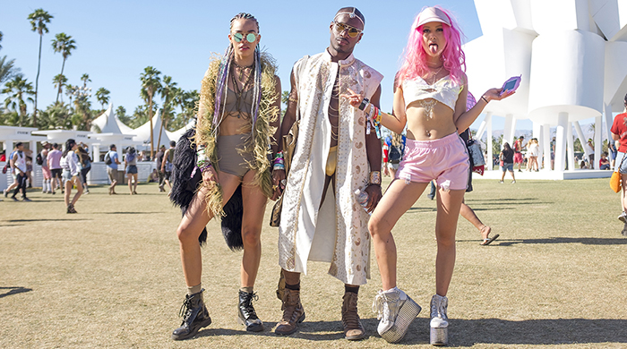 The 9 people you see at every music festival