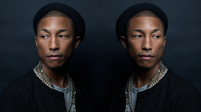 Exclusive: Pharrell Williams dazzles in Chanel short film