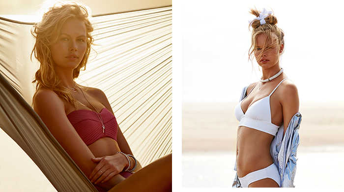 Seafolly siren: meet the model behind the sultry new campaign